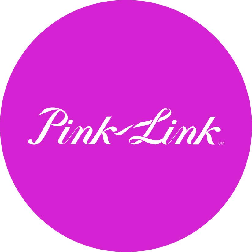 pink-link logo